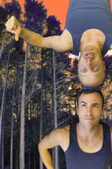 The acrobats from <i>Cirque Du Bloke</I>.