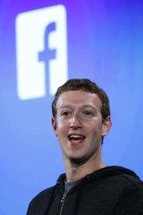 """We had way fewer resources than big companies"": Facebook CEO Mark Zuckerberg."