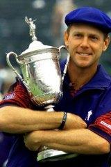 Ghost flight: Golfer Payne Stewart.