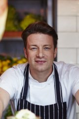 """Celebrity chef Jamie Oliver called on Australia to """"pull your finger out"""" and tax sugary drinks."""