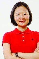 Mandy Lau.