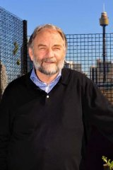 Pastor Graham Long.