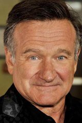 History of mental illness: Robin Williams.