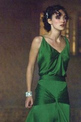Keira Knightley in <em>Atonement.</em>