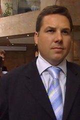 Accepted cash bribes ... Allan Michael Blackstock.
