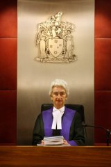 Judge Jennifer Coate