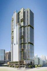 C4 Commercial Building.