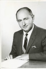 "A man of influence … Catholic crusader Bob Santamaria, once described by Tony Abbott as ""the greatest living Australian""."