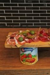 The one dish you must try ... antipasti plank with cured meats, cheeses, pickles and crunchy salad, $13 a person.