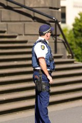 Protective Serivce Officer