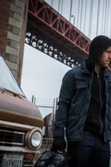 On location in San Francisco, Paul Rudd stars as Scott Lang AKA Ant-Man.