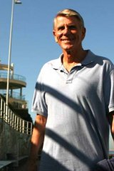 """""""Part of the swimming DNA in this country"""" ... Murray Rose at North Bondi in 2008."""