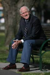 Tony Charlton died on Monday, aged 83.