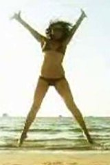 A Jetstar spokeswoman said it wanted to trademark the straight-legged star jumps.