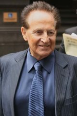 Geoffrey Edelsten: charged with contempt by a court in Florida.