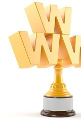 Great websites deserve an award.