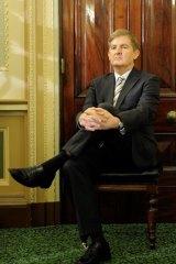 Deputy Premier Peter Ryan.