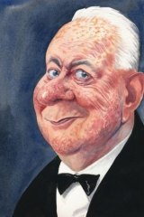 Man of the west: Gough Whitlam.