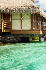 Honeymoon destination: Bora Bora