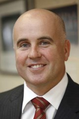"""'If [Christopher Pyne] actually goes ahead with that, NSW schools are going to be worse off"""": Adrian Piccoli."""