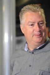 Brisbane chief executive Greg Swann.