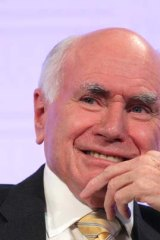 "Bemoans the ""disease of factionalism"": former prime minister John Howard."