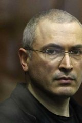 Putin jailed Mikhail Khodorkovsky in his effort to turn Russia into a supersize model of the KGB.