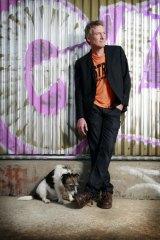 David Bridie is touring his new album, Wake.