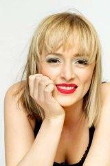 Singer Freya Bennett.