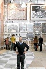 Museum of Everything founder James Brett.