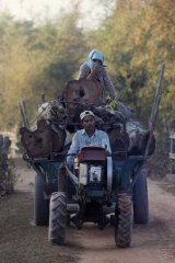 Long journey … rural roads need to be improved for Burma to prosper.