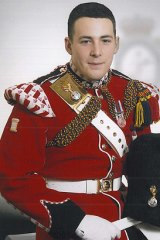 """Victim: Lee Rigby known as """"Riggers"""" to his friends."""