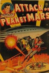 <i>Attack on Planet Mars.</i>
