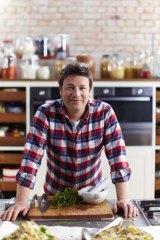 Penguin star … TV chef and best-seller Jamie Oliver.