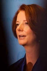 Julia Gillard ... treated poorly.