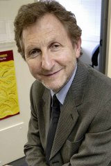 Professor Frank Oberklaid