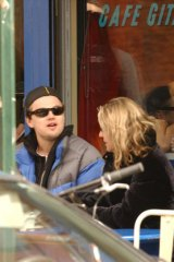 Cafe Gitane ... if it's good enough for Leonardo DiCaprio and his mum, it's good enough for you.