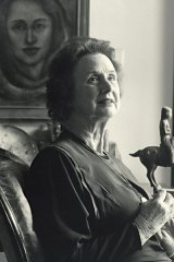 Marjorie Tipping...pioneering scholar and historian