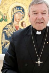 """Pope Benedict has always loved the church and worked to do what was best for her"" ... Cardinal George Pell."
