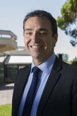 Steven Marshall, leader of the South Australian Liberal Party.