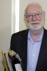 Film critic David Stratton will be the patron of the Queensland Film Festival.
