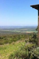 Peter Roebuck's former home, Straw Hat, KwaZulu-Natal, South Africa.