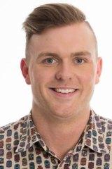 Host's pick: <i>Big Brother</i> contestant Lawson.