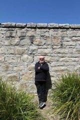 Author, Thomas Keneally.