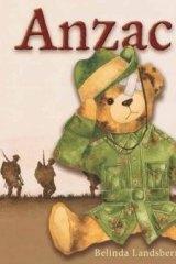 <i>Anzac Ted by Belinda Landsberry</i>.