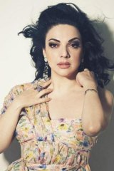 Georgian soprano Tamar Iveri says her husband posted the offending Facebook comment which likened gays and lesbians to poo.