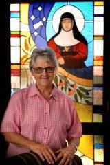 Sister Lauretta Baker.