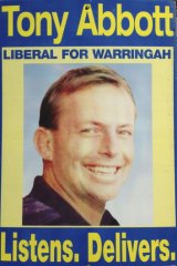 The old-school poster of Abbott.