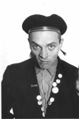 "File pic: Rik Mayall from the 1980s TV show ""The Young Ones"""