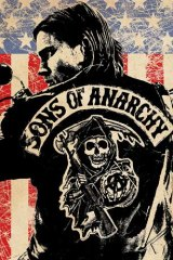 Queensland police have mistaken a fan of the TV show Sons of Anarchy for a bikie.